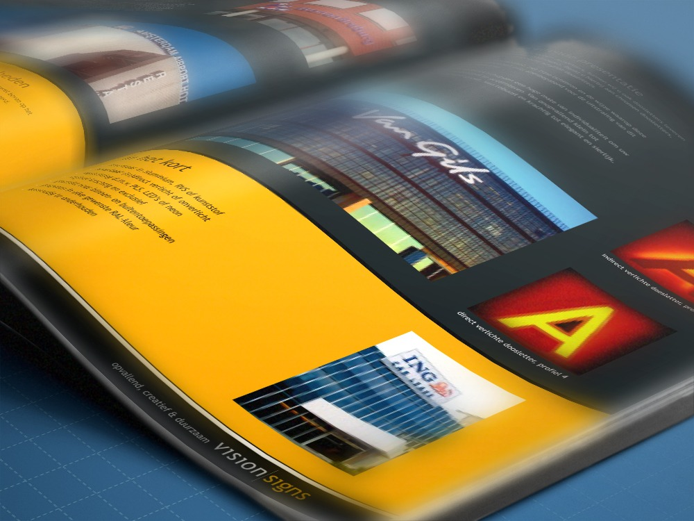 brochure folder ontwerp laten maken