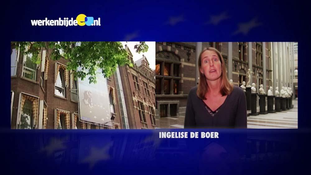 Nederlandse overheid Voorlichtingsfilm laten maken