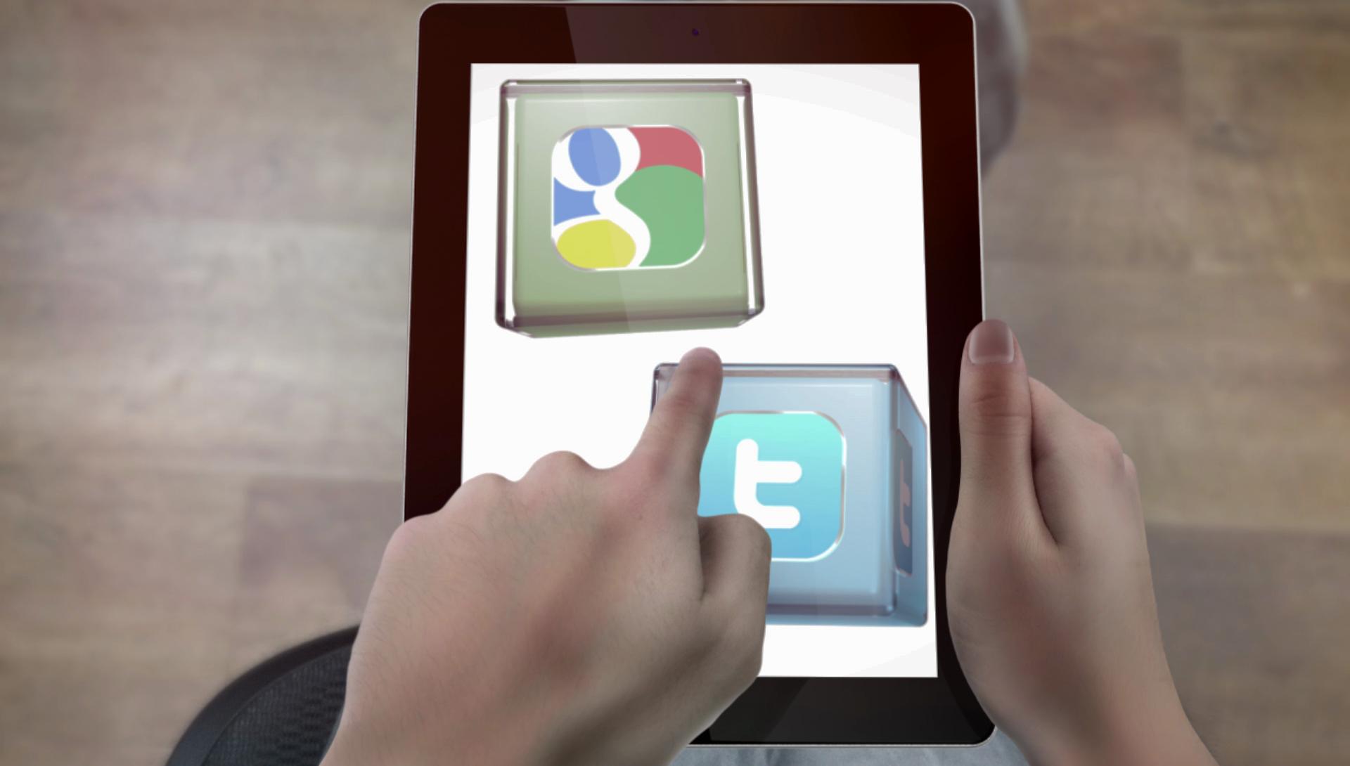 animatie video laten maken tablet motion graphics