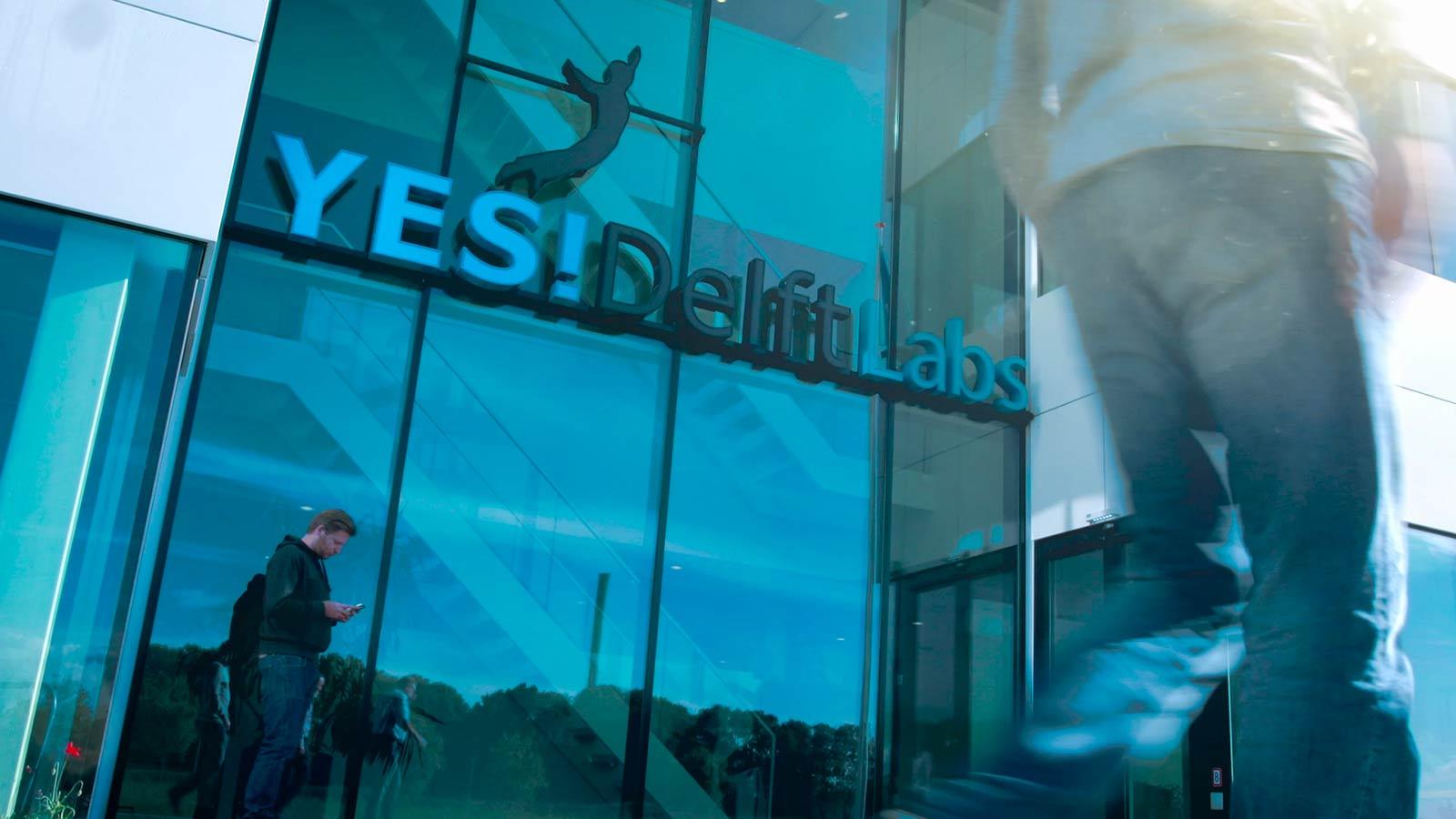 bedrijfspromotie YES!Delft labs