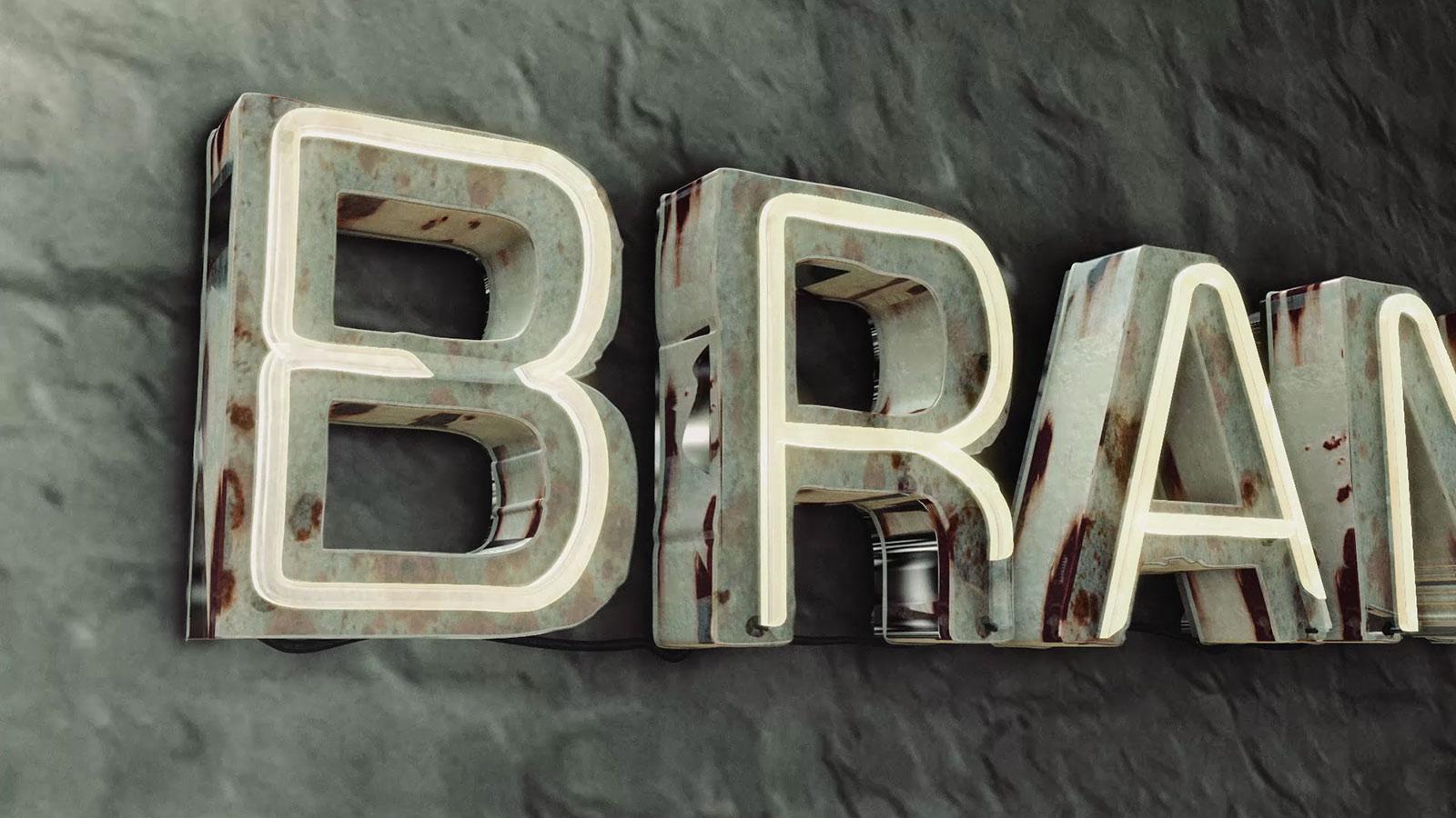 logo animatie 3d productie videoproductiebedrijf breda