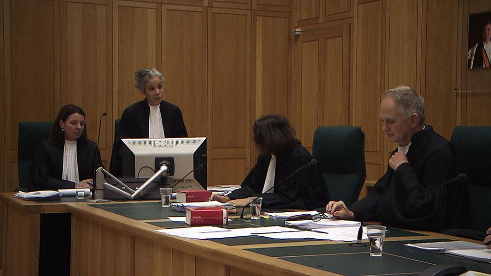 Documentaire openbaar ministerie rechtbank
