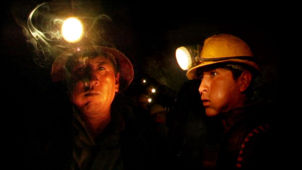 documentaire mijnen potosi cerro rico