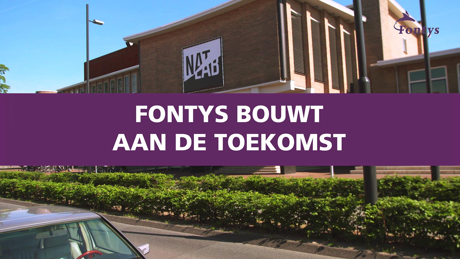 Fontys-behind the scenes videoproductie-Eindhoven