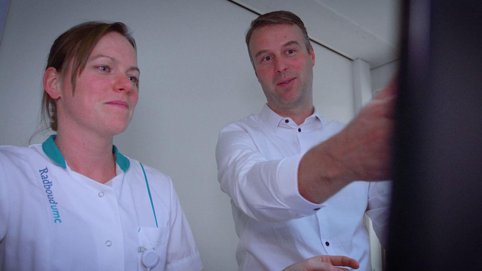 videoproductie laten maken artsen in ziekenhuis