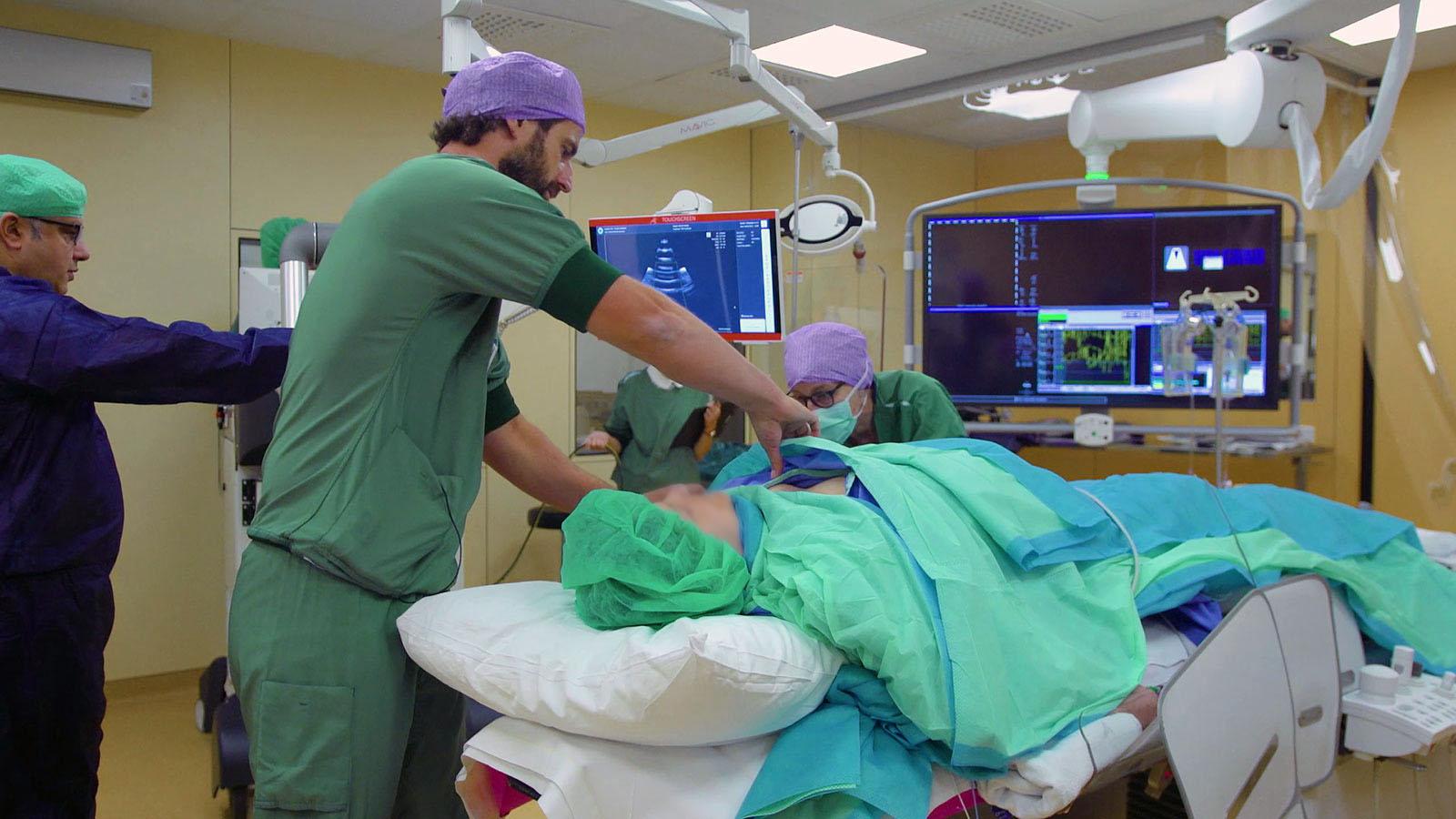 medische films laten maken operatie-tijdens-video-opames-videoproductiebedrijf-breda